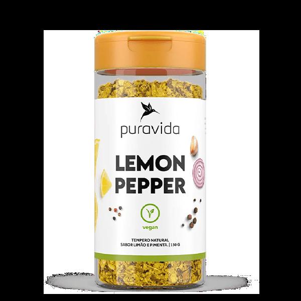 Lemon Pepper 130g Pura Vida