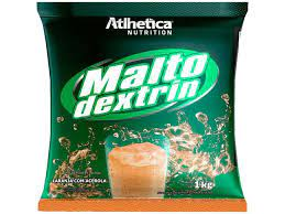 Maltodextrin Laranja c/ Acerola 1kg Atlhetica