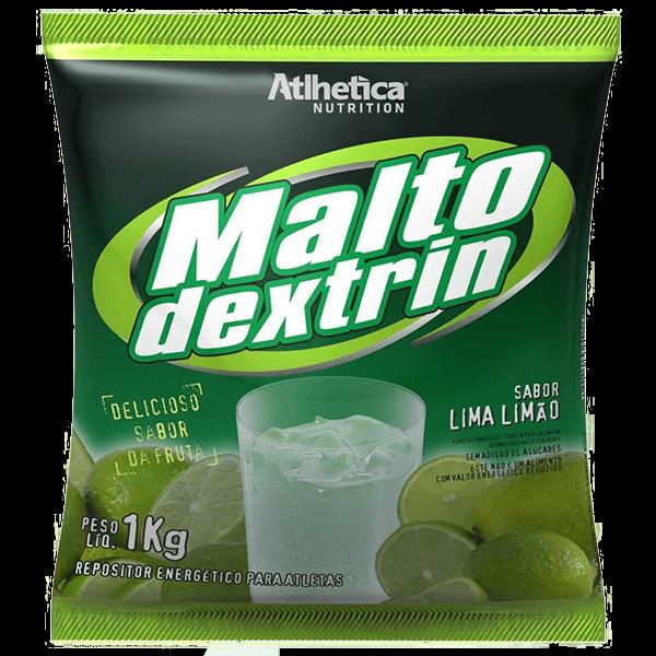 Maltodextrin Lima-Limão 1kg Atlhetica