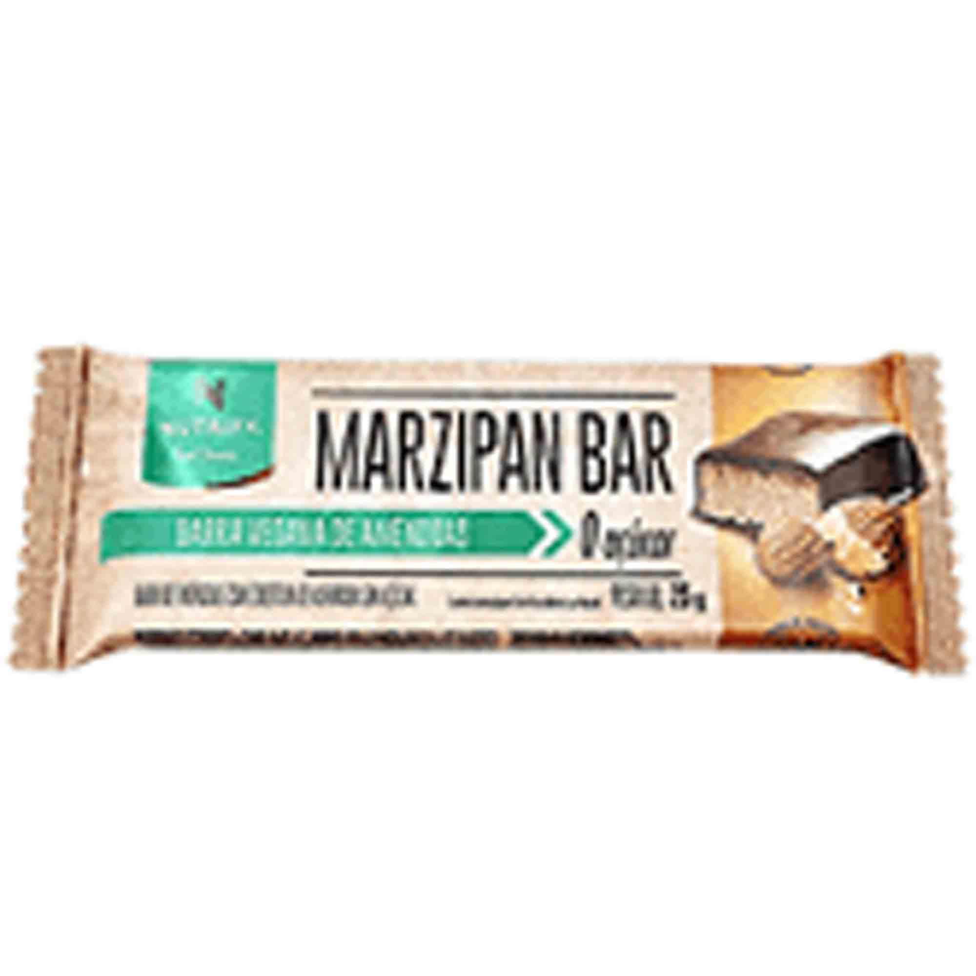 Marzipan Bar 25g Nutrify