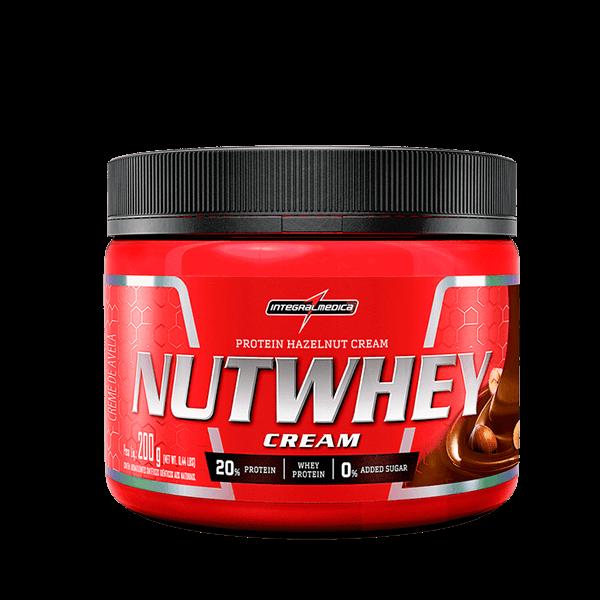 NutWhey Cream 200g Integralmedica