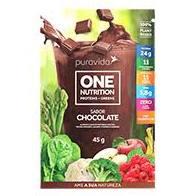 One Vegan Sabor Chocolate 45G PuraVida