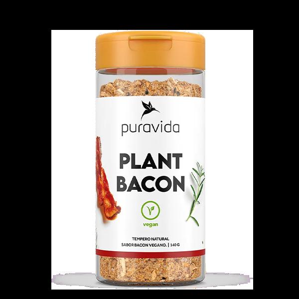 Plant Bacon 140g Pura Vida