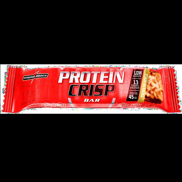 Protein Crisp Bar Trufa/Avelã 45g IntegralMedica