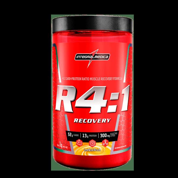 R4:1 Recovery Powder sabor Laranja 1kg Integralmedica