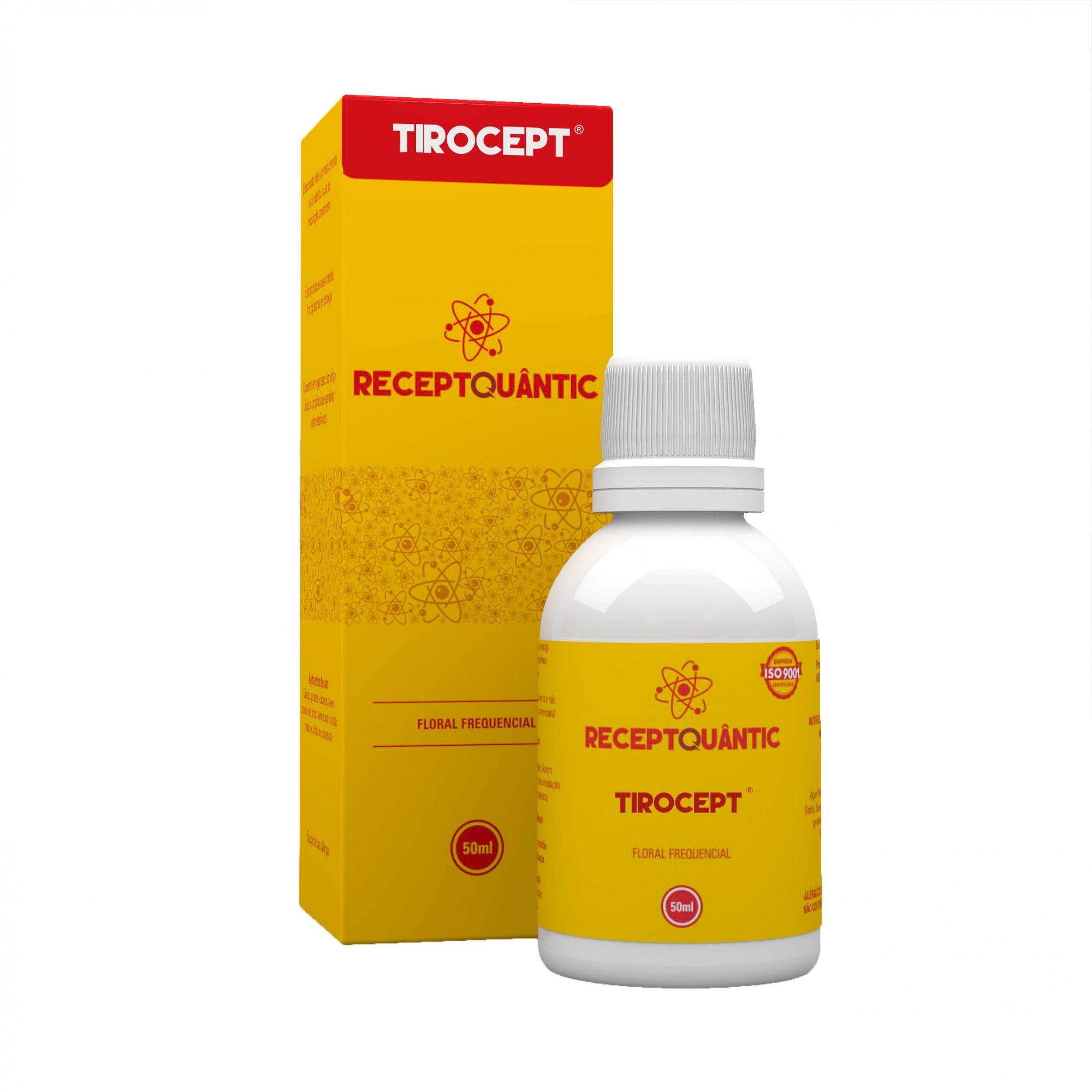 Receptquântic Tirocept 50ml Fisioquantic