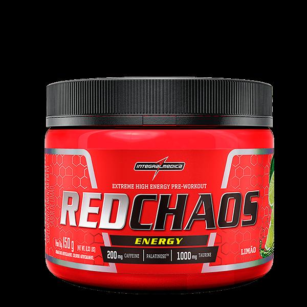 RedChaos Energy sabor Limão 150g Integralmedica