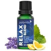 Relax Blend 15ml Pura vida