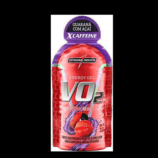 VO2 Gel X- Caffeine sabor Guaraná Integralmedica