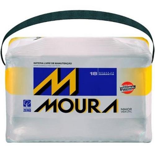 Bateria Automotiva Moura 40a M40fd