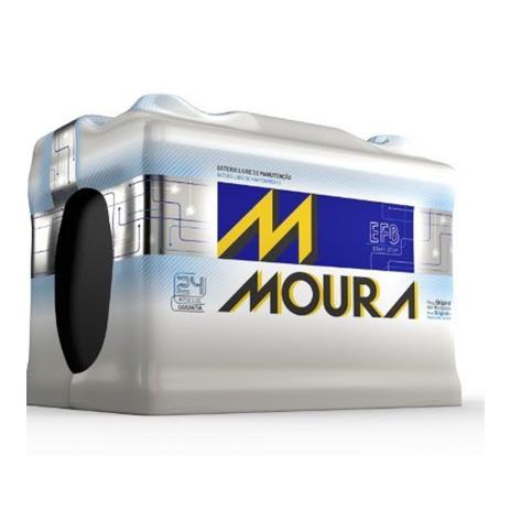 Bateria Automotiva Moura 48AH M48FD MGE