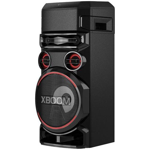 Caixa Acústica LG Xboom Rn7 - Multi Bluetooth Super Graves Entrada de Microfone e Guitarra