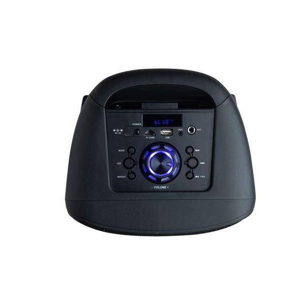 Caixa Amplificada Bomber Beatrox Bluetooth, P2, P10, USB e Micro SD