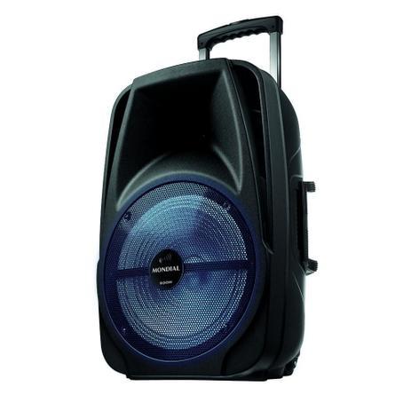 Caixa de Som Amplificada Mondial CM-500 Bluetooth 500W