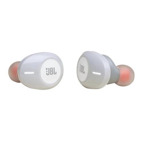 Fone de Ouvido JBL Tune 120TWS Branco Bluetooth