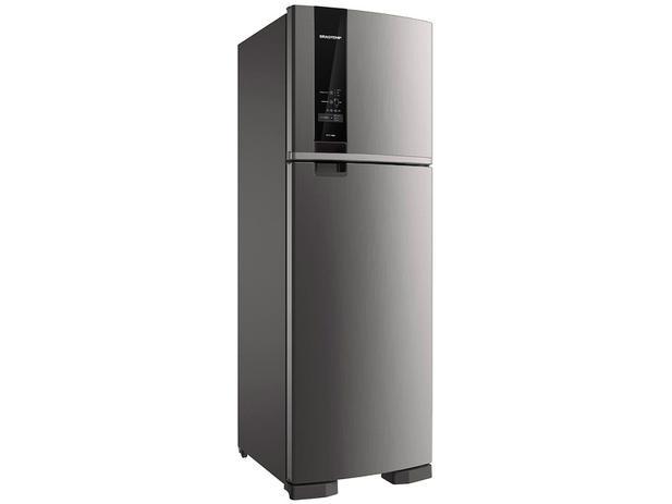 Geladeira/Refrigerador Brastemp Frost Free Evox - Duplex 400L BRM54 HKANA