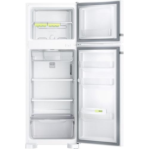 Geladeira/Refrigerador Consul Duplex Frost Free 340 litros CRM39 Branca 110V