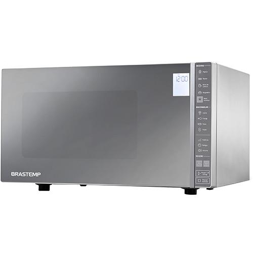 Micro-ondas Brastemp Espelhado 32 Litros - BMS45 110v