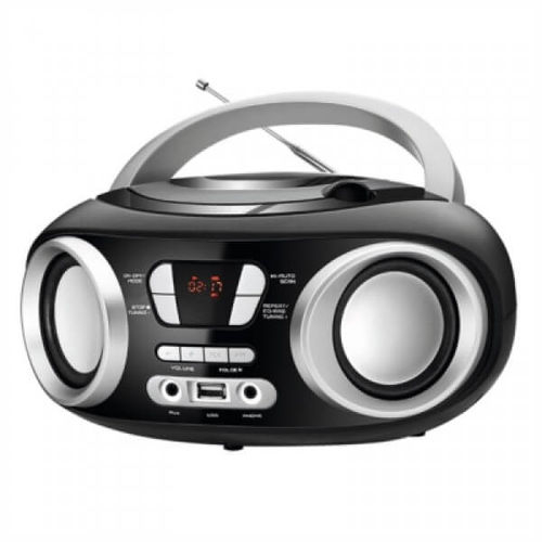 MONDIAL RADIO PORT. BX-13 CD/USB 6W PTO