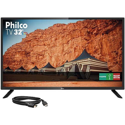 PHILCO TV 32'' PTV32F10D LED