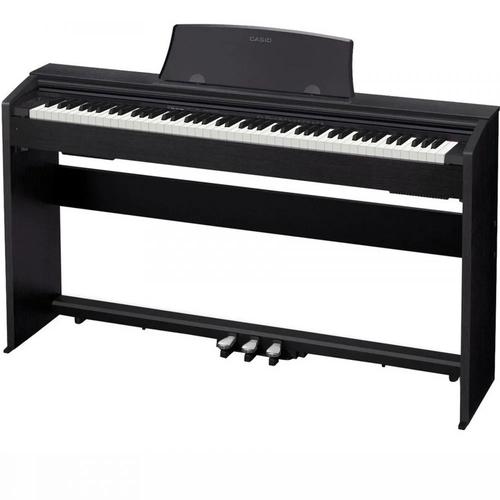 Piano Digital Casio Privia Px-770 Black Com Móvel
