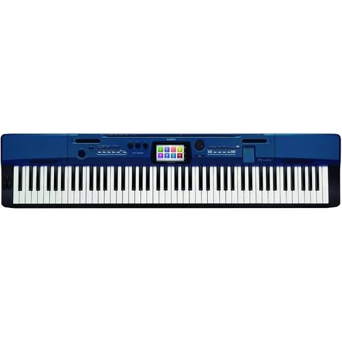 Piano Digital Casio Tela Touch Screen Colorida Privia Px 560