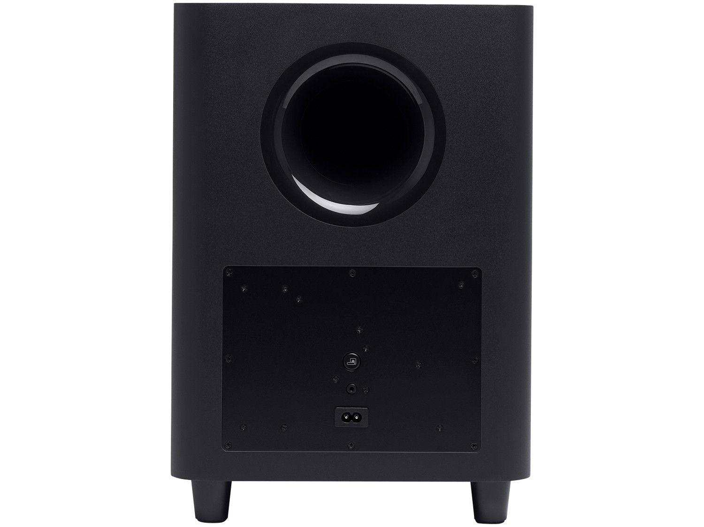 Soundbar JBL com Subwoofer Bluetooth 325W - 5.1 Canais JBLBAR51IMBLKBR