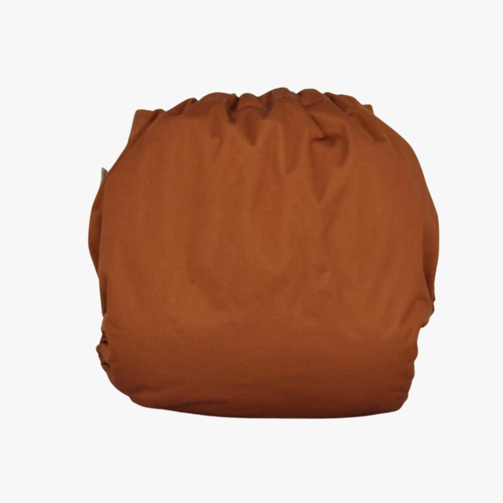 Capa para Fralda Ecológica Diurna 2 em 1 - Caramelo