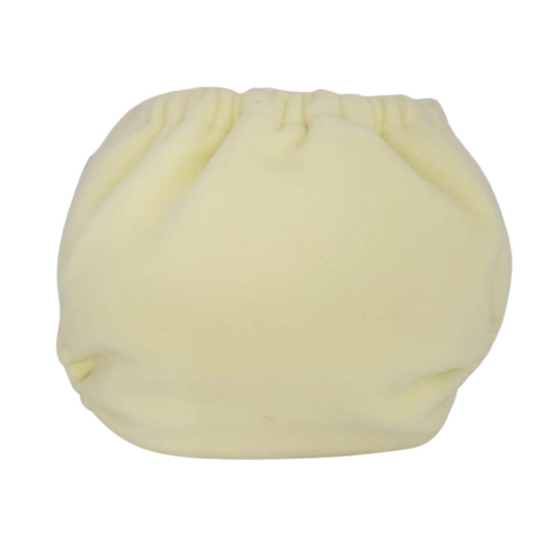 Capa para fralda ecológica Noturna - Amarela