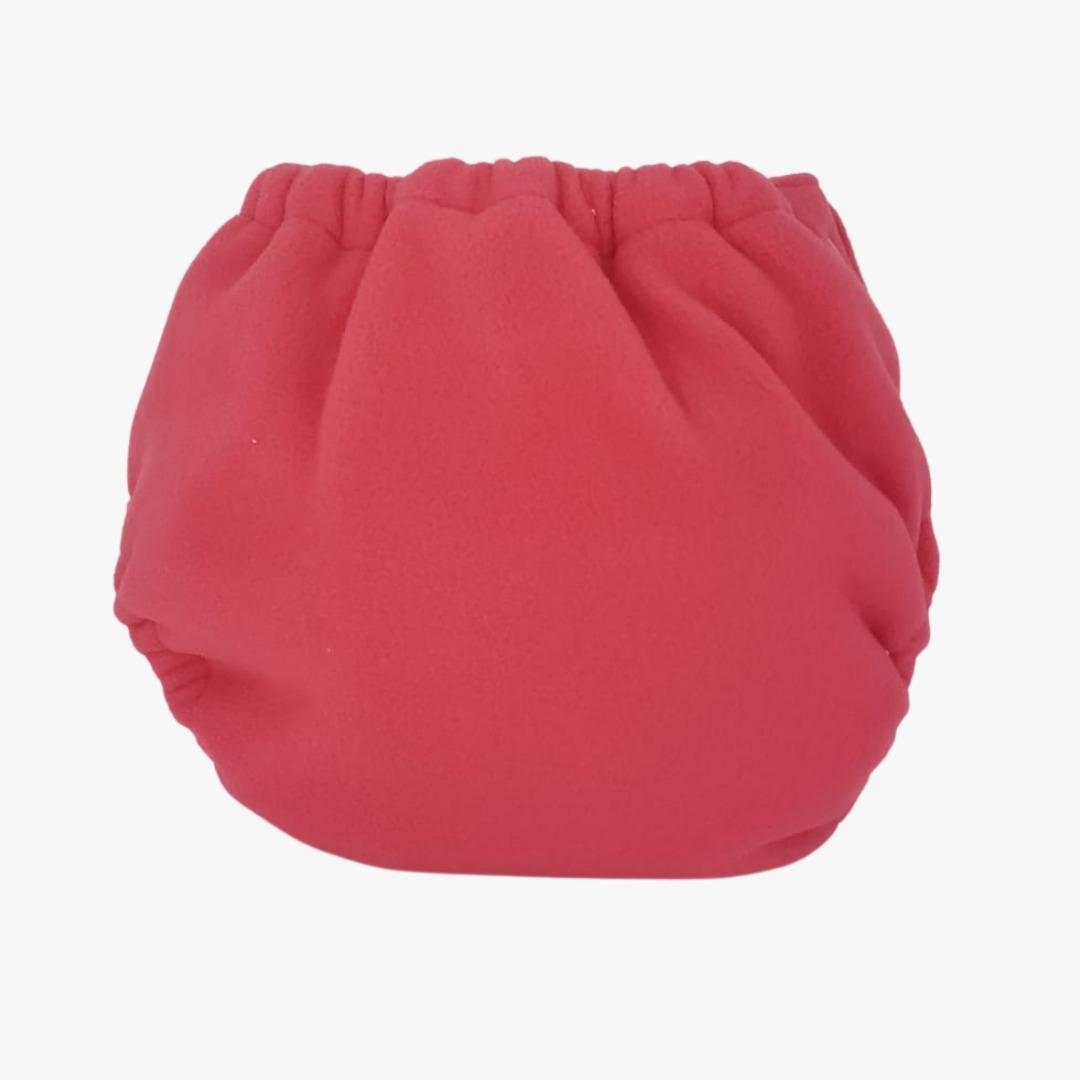 Capa para fralda ecológica Noturna - Pink
