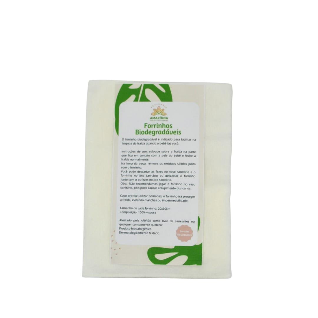 Forrinhos Biodegradáveis - 50 Unidades