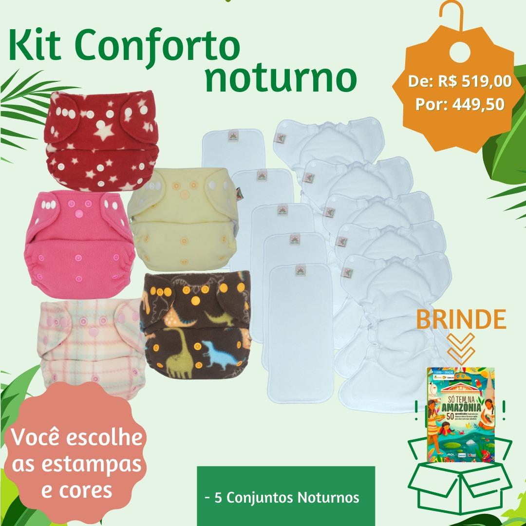 Kit Conforto Noturno