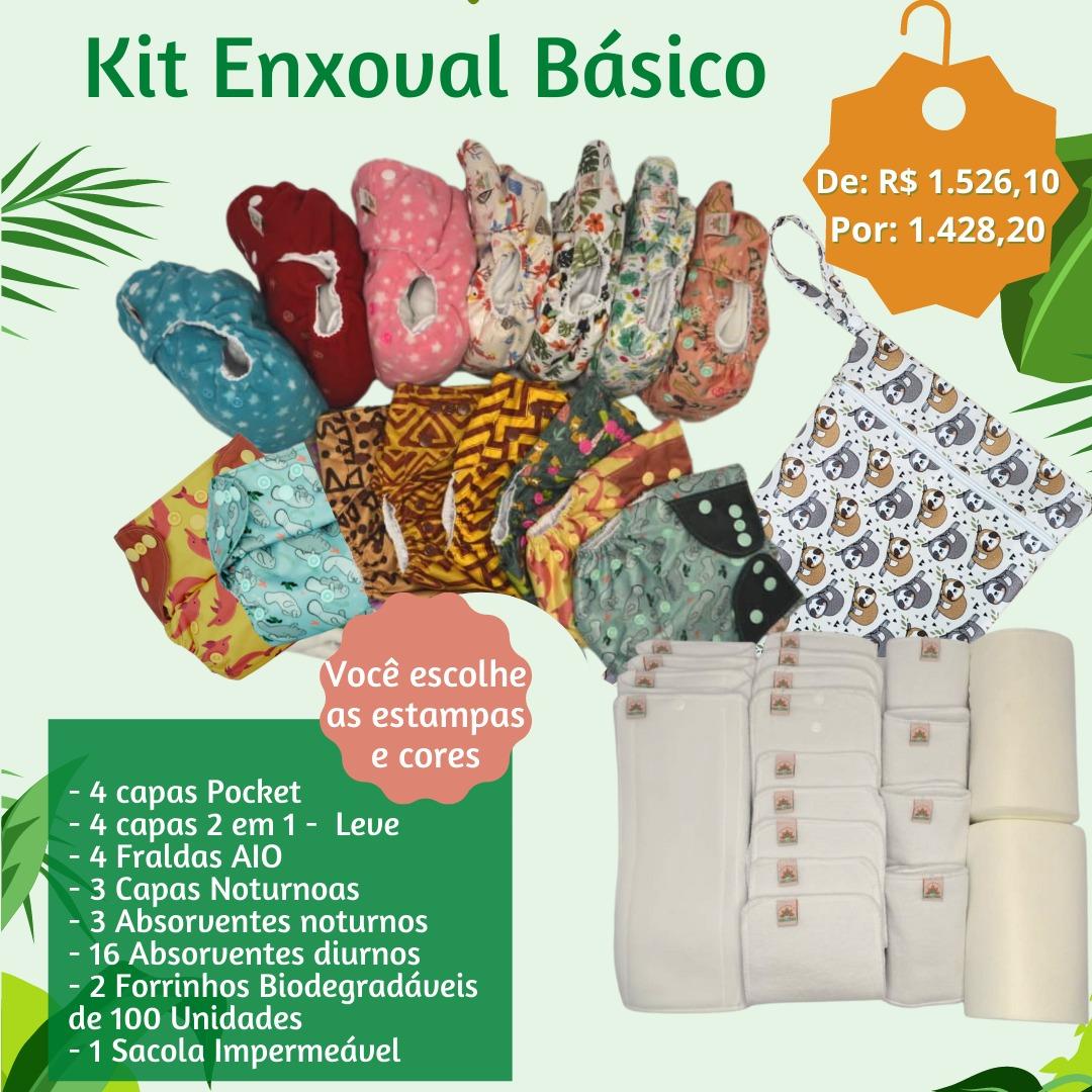 Kit Enxoval Básico