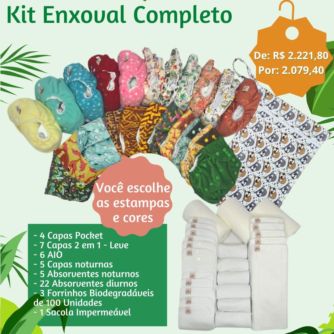 Kit Enxoval Completo