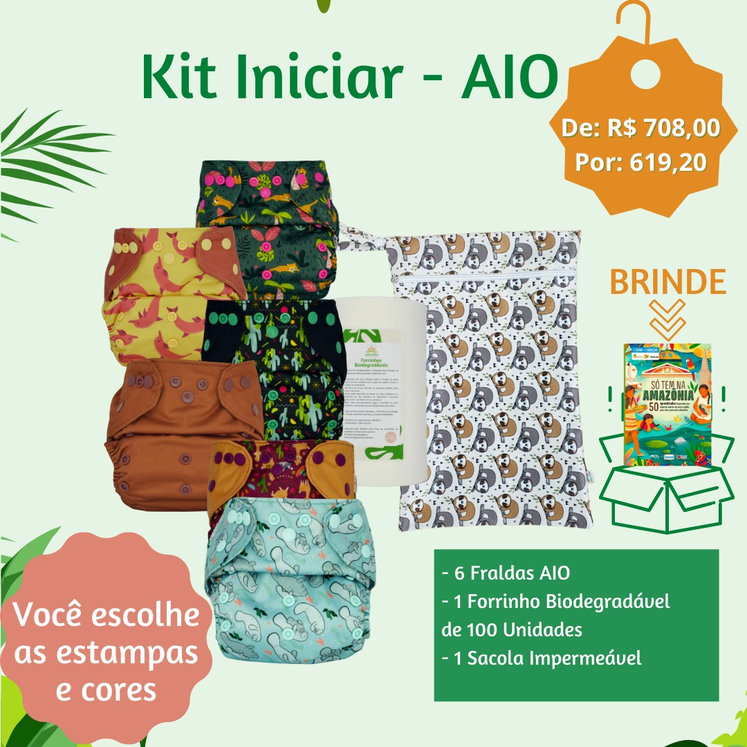 Kit Iniciar - AIO