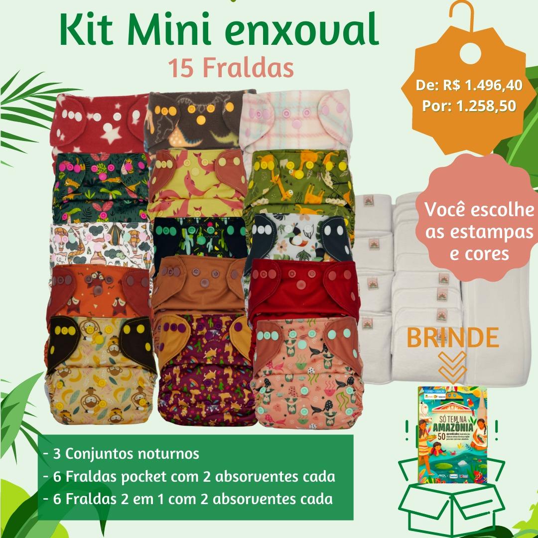Kit mini enxoval