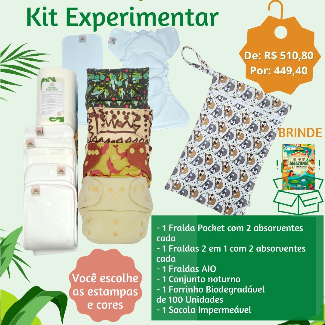 Kit para experimentar