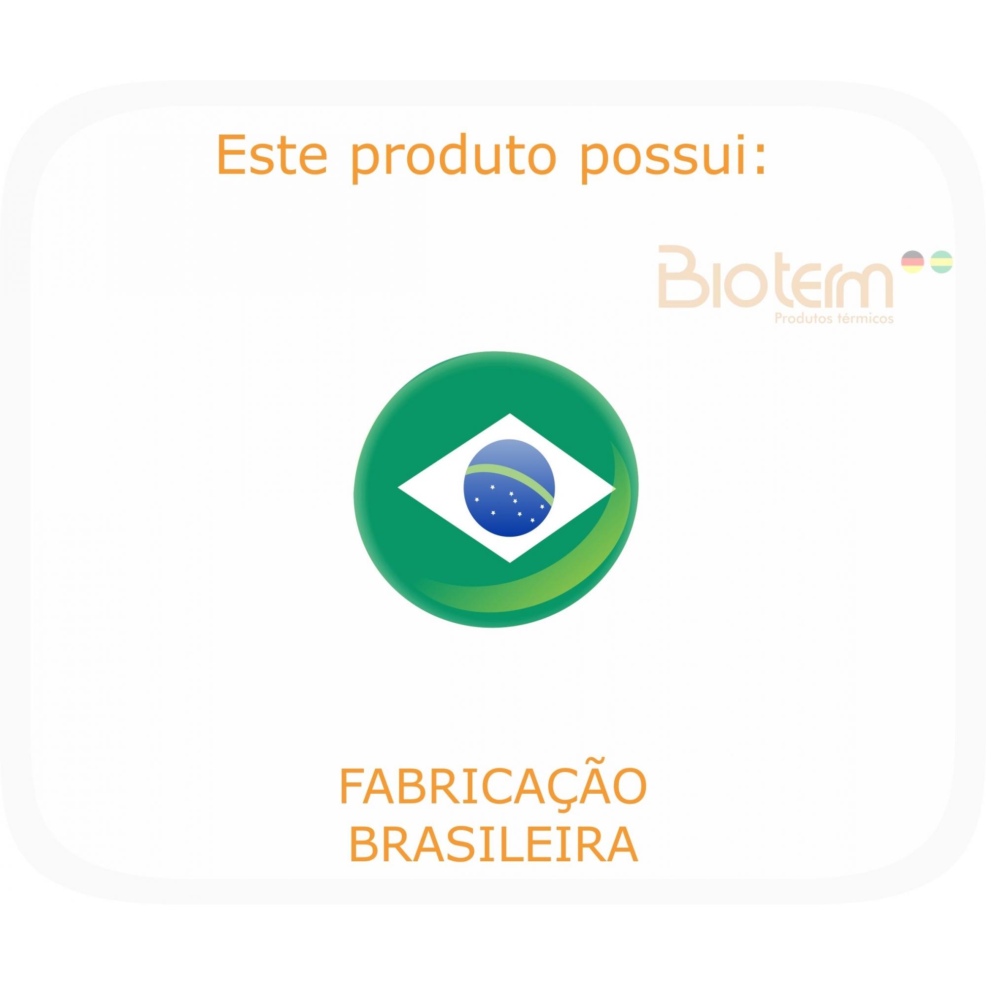 Faixa Térmica Massageadora Digital Bivolt Automática Bio Term