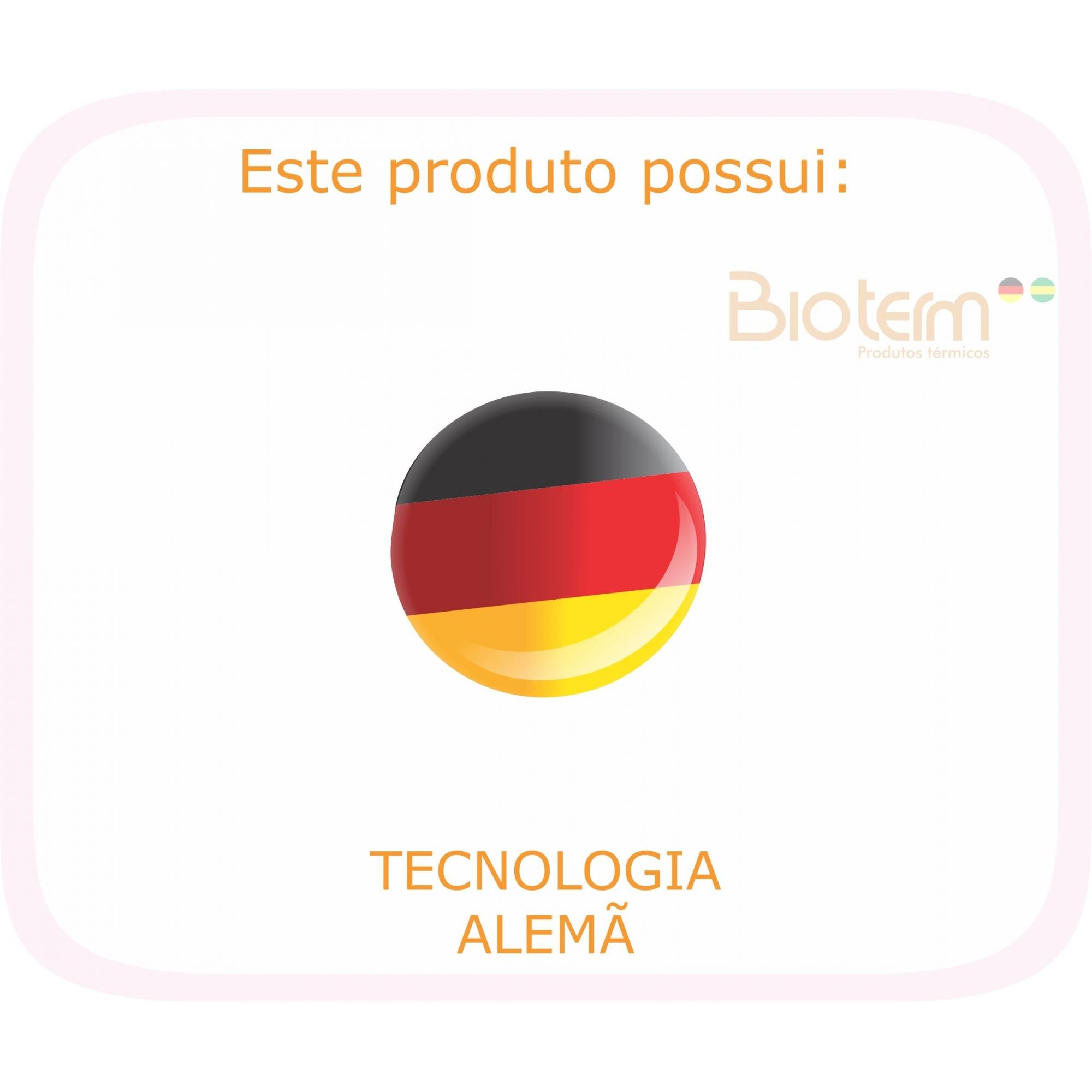 Manta Termoelétrica Massageadora Corpo Inteiro Digital Bivolt Automático Bio Term