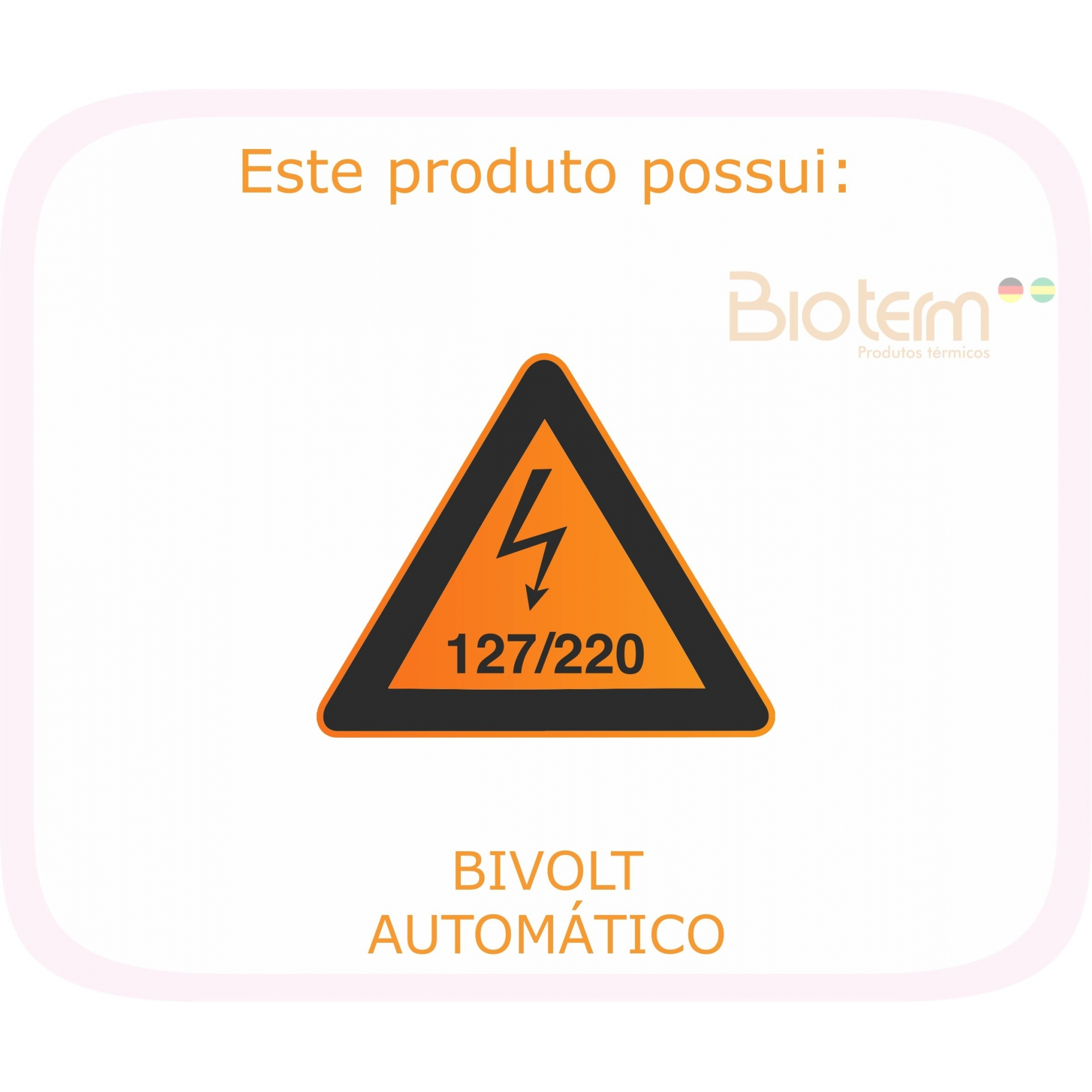 Manta Termoelétrica Massageadora Meio Corpo Digital Bivolt Automático Bio Term
