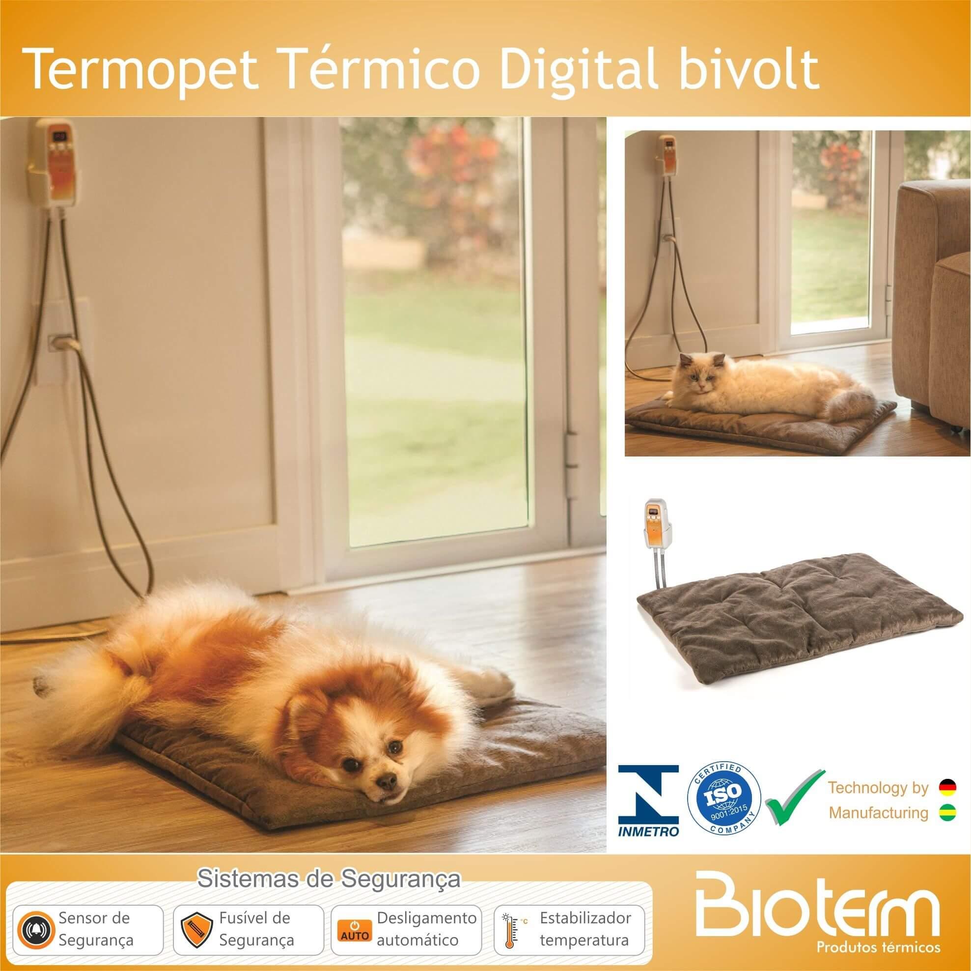 Termopet Digital Bivolt Automático Bio Term