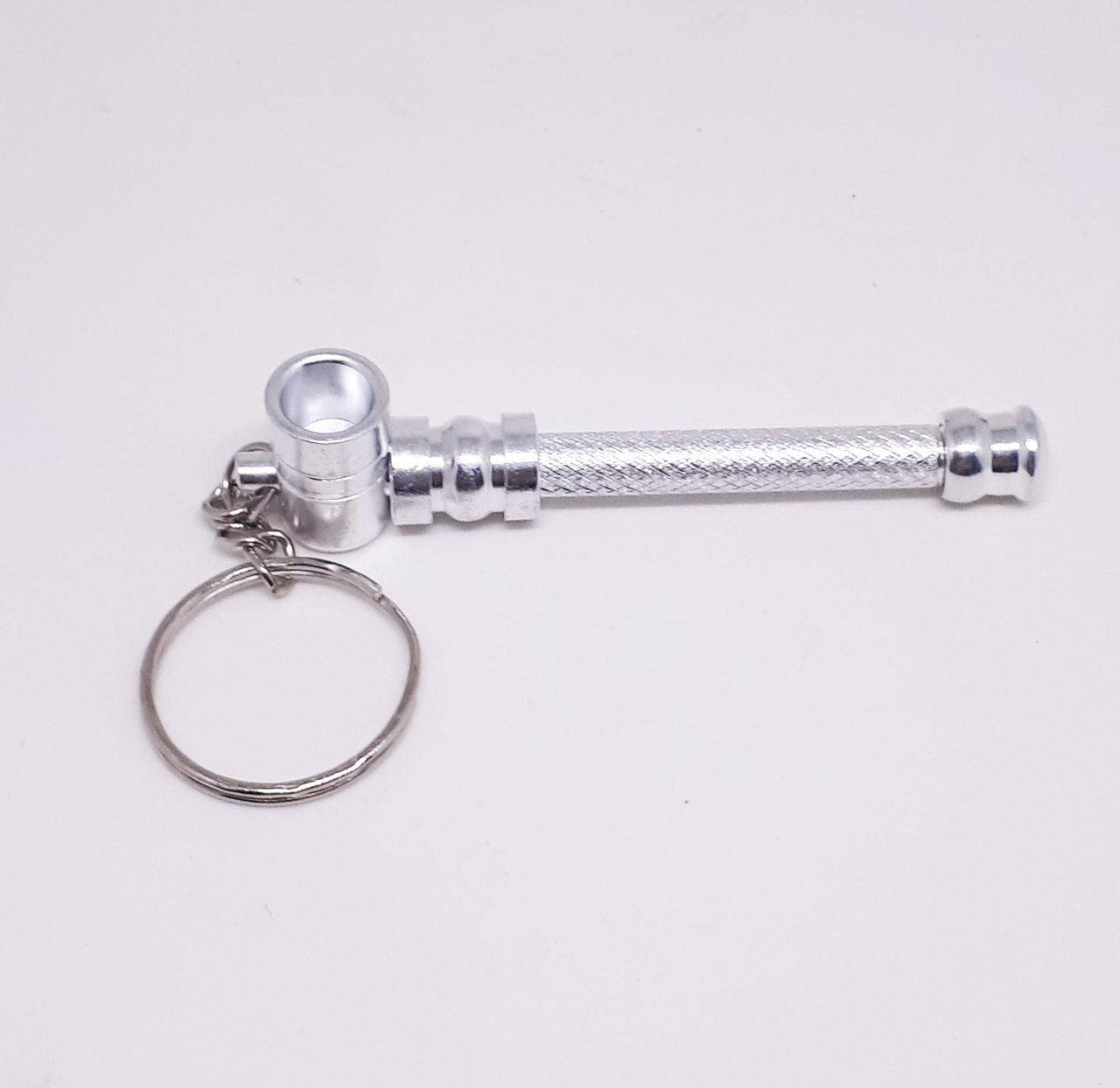 Cachimbo de Metal Keychan Pequeno