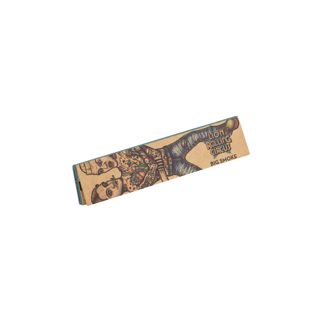 SEDA LIONS ROLLING CIRCUS UNBLEACHED KING SIZE