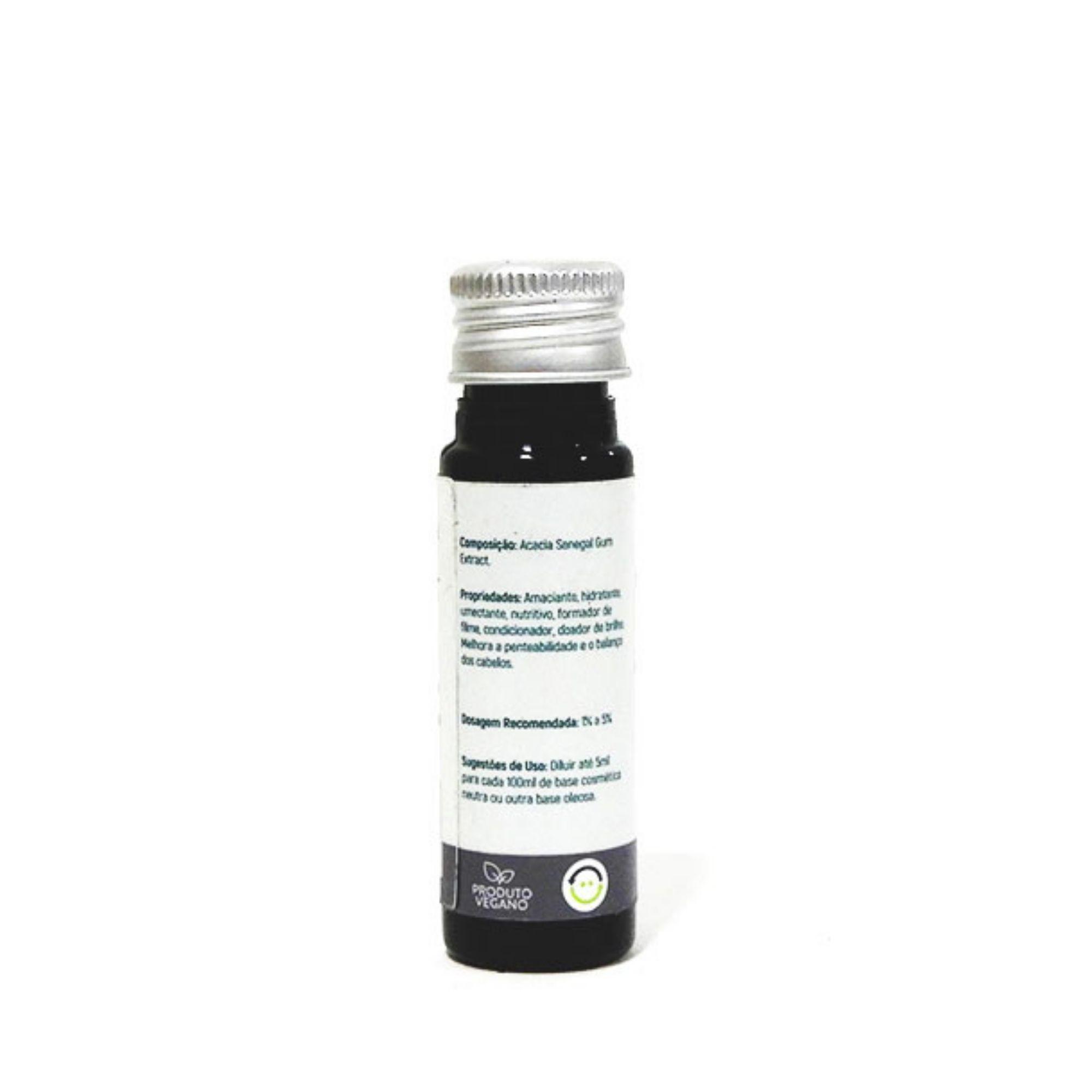 Colágeno Hidrolisado Vegetal (Líquido) - 10ml  - Flora Fiora PRO