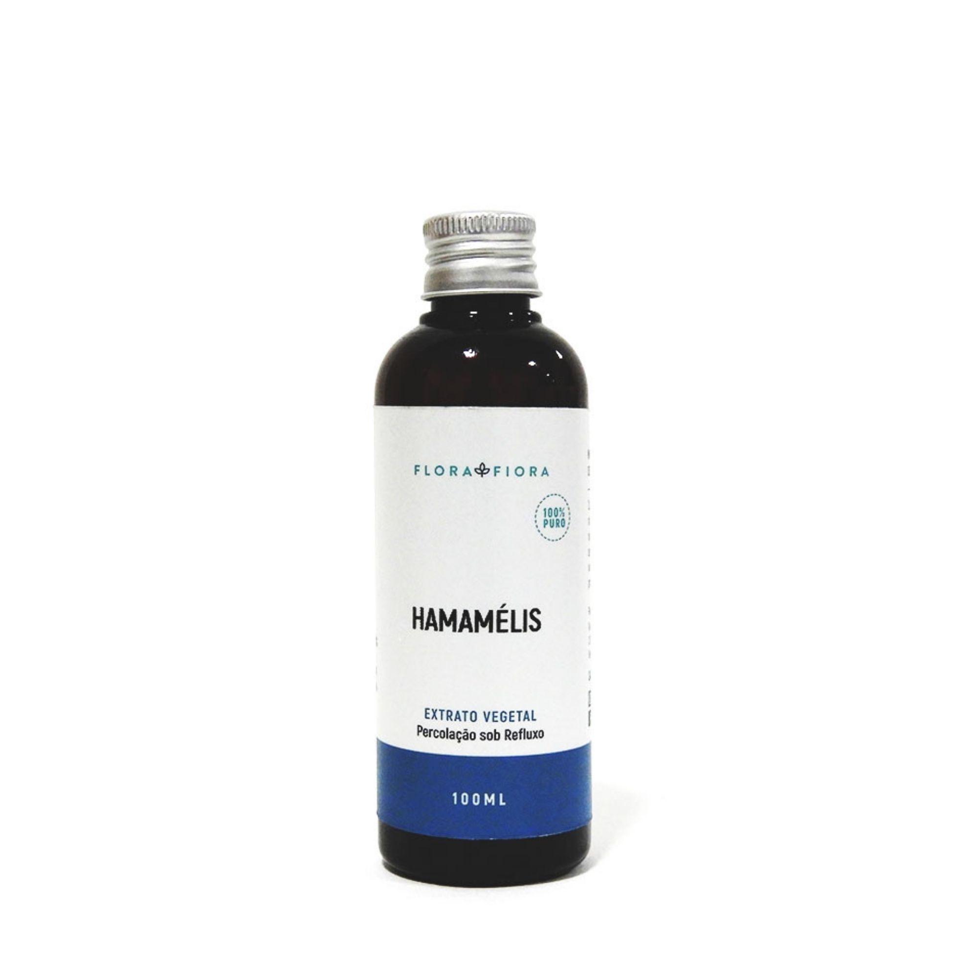 Extrato Vegetal de Hamamélis  - Flora Fiora PRO