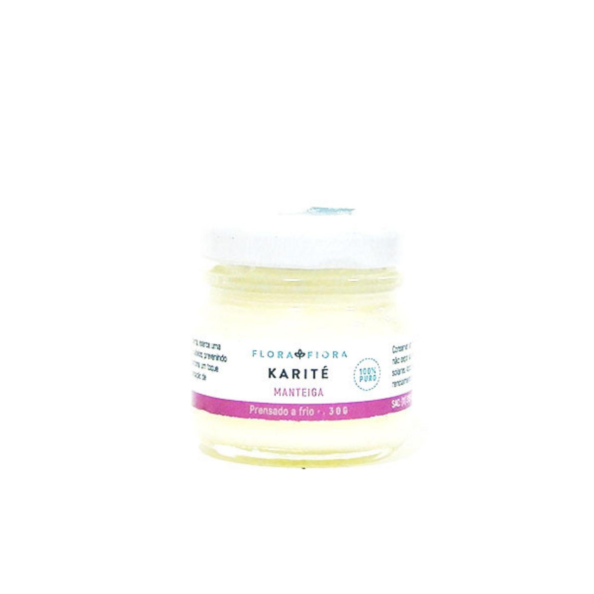 Manteiga de Karité  - Flora Fiora PRO