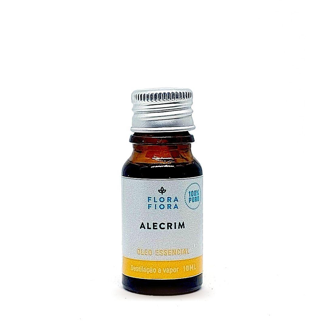 Óleo Essencial de Alecrim - 10ml  - Flora Fiora PRO