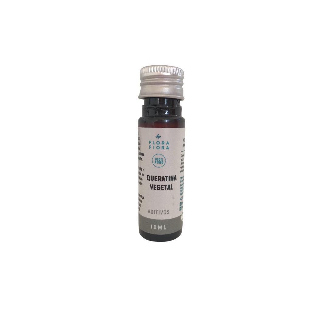 Queratina Vegatal - 10 ml  - Flora Fiora PRO