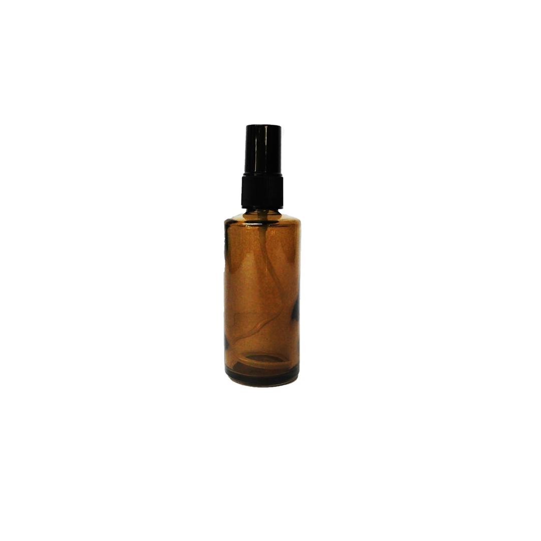 Spray de Vidro Âmbar - 60ml  - Flora Fiora PRO