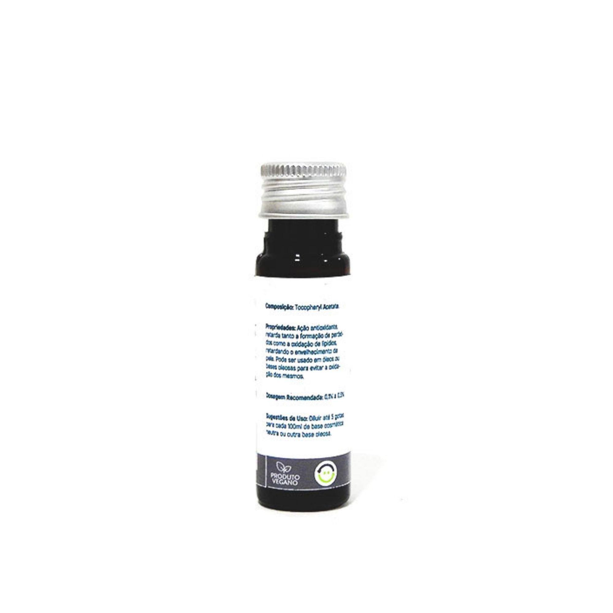 Vitamina E - 10ml  - Flora Fiora PRO